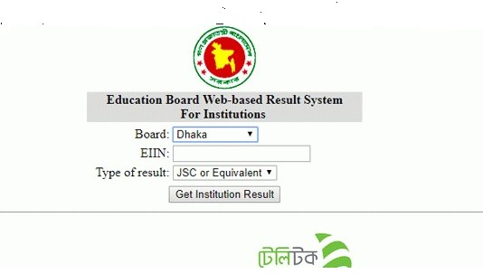 SSC Result 2020 by EIIN Number