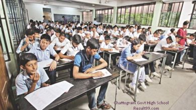 Chittagong Govt High School Admission